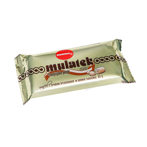 Mulatek peanut wafer