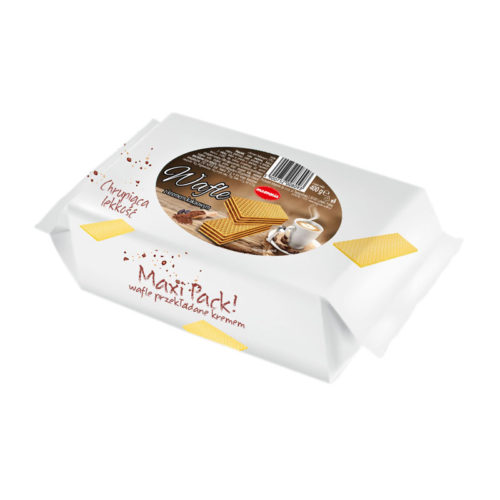 Maxi Pack - wafers with cocoa filling