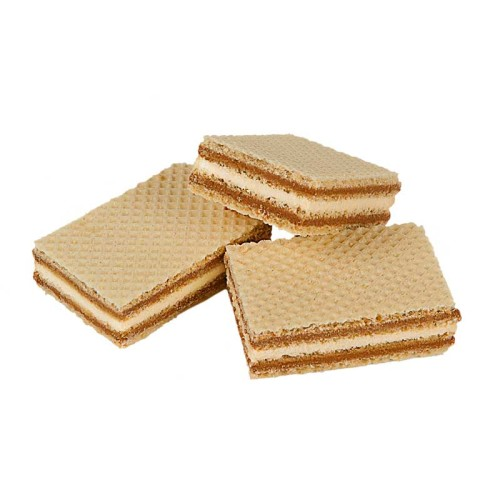 Bartek - wafers with cocoa and milk filling