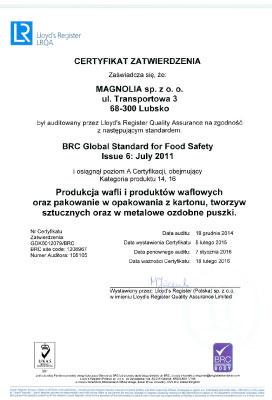 IFS-Zertifikat