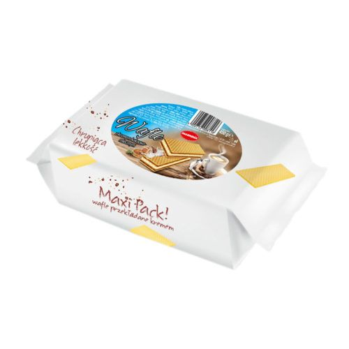 Maxi Pack - wafers with cream-cocoa flavour