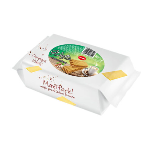 Maxi Pack - wafers with hazelnut filling